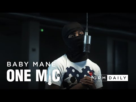 Baby Mane (MaliStrip) – One Mic Freestyle  | GRM Daily