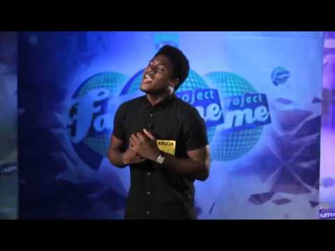 Jeffray Sings @ Mtn projectFame mp4