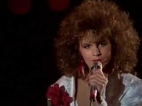 Lena Philipsson: Dansa I Neon (live performance at Melodifestivalen 1987)