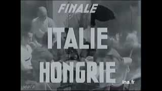 WM 1938: Italien schlägt Ungarn im Finale
