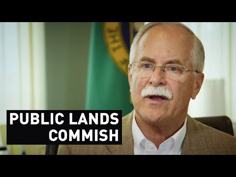 Teach With TVW: Washington's Commissioner of Public Lands