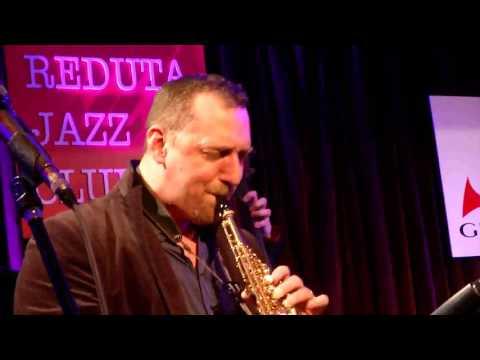 Ondřej Štveráček Quartet feat. Gene Jackson - Spanish Soprano Sax Solo Excerpt