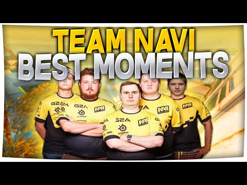 CS:GO - Best of Na`Vi | Natus Vincere (Best Moments, Pro Plays & More!)
