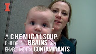 Thumbnail of A Chemical Soup: How Environmental Contaminants Can Affect Children's Brains video