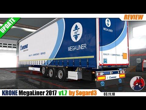 Krone MegaLiner 2017 by Sogard3 v1.7