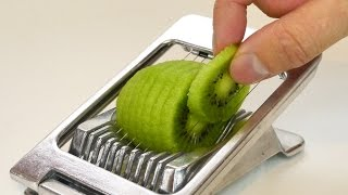What Can You Cut with an Egg Slicer?  Life Hacks