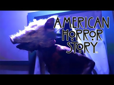 American Horror Story Roanoke Haunted House Walk Through Halloween Horror Nights Universal Studios