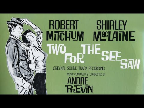 André Previn - Song from Two For The Seesaw