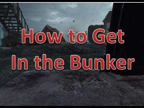 How to Enter/Get In the Fallout Shelter on Nuketown Zombies Tutorial (Black Ops 2 Easter Egg)