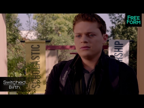 Switched at Birth | Season 3, Episode 3: Emmett & Travis Talk | Freeform