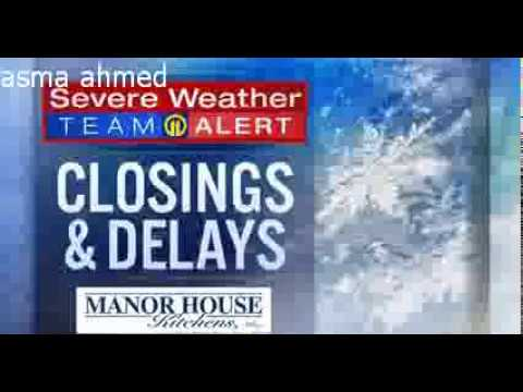 School closings in Central New York: There are delays, Friday Feb. 2