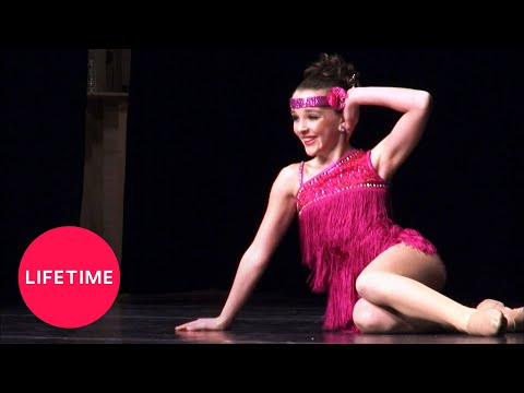"Dance Moms: Kendall's Jazz Solo - ""Easy As 1, 2, 3"" (Season 3) 