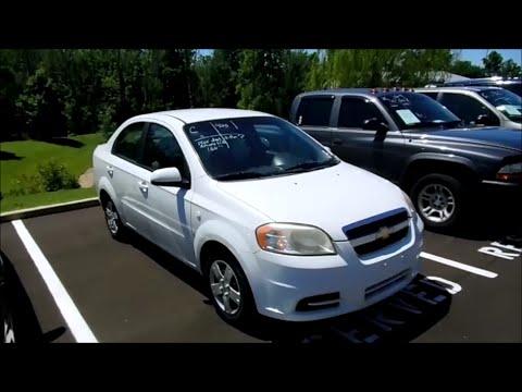 Chevrolet aveo ls 2007 фотка