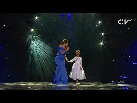Carolina Soto / Festival de Viña del Mar 2018 / Lejos Del Amor