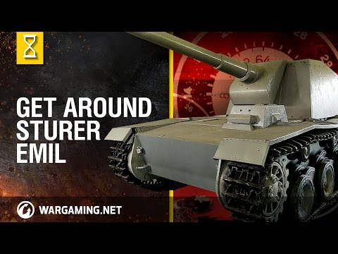 Inside the Chieftain's Hatch Sturer Emil [World of Tanks]