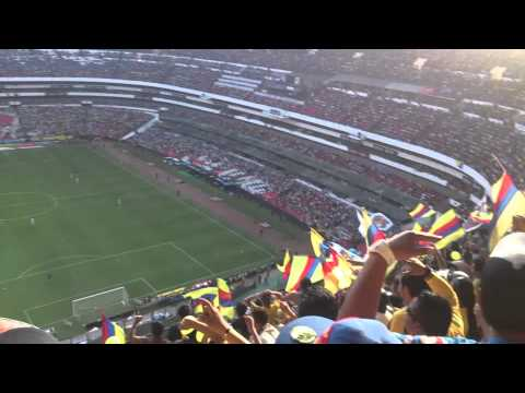 Ritual del kaoz vs Pumas (4) 2014 - Ritual Del Kaoz - América