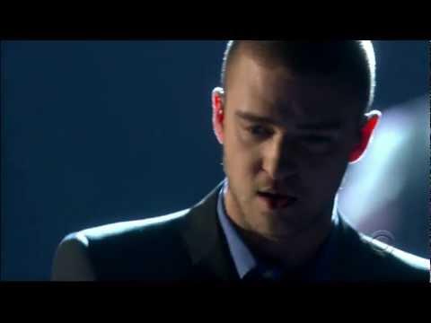 Justin Timberlake My Love& Lovestoned Medley @ Victoria's Secret Fashion Show HQ