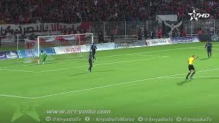 المغرب التطواني 1-0 سريع وادي زم هدف يوسف بوشتة في الدقيقة 18.