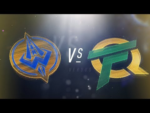 GGS vs FLY - NA LCS Week 2 Day 1 Match Highlights (Spring 2018)