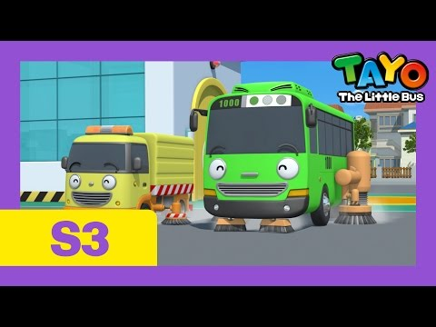 Tayo S3 Opening theme song l Tayo the Little Bus