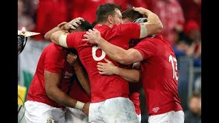 All Blacks vs British and Irish Lions First Test 2017 | Rugby Video Highlights