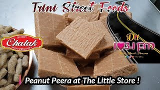 Trini Street Foods - Peanut Peera at The Little Store