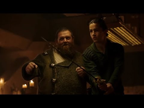 Welcome home Bajie | Into the badlands
