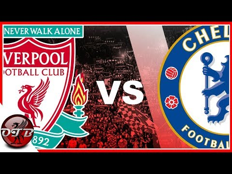 Liverpool Vs Chelsea Live Match Reaction #LIVCHE