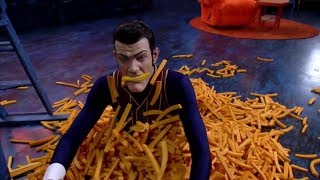 LazyTown S02E11 - Energy Book but Robbie Rotten scenes only