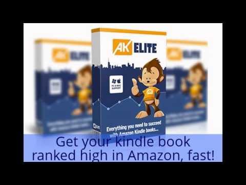 AK Elite [Amazon Software] Amazon Self Publishing Made Easy | Free Kindle Crusher Ebook