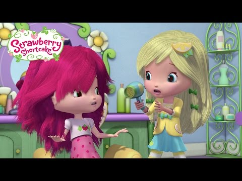 Strawberry Shortcake - Hair Today, Gone Tomorrow!