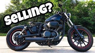 8. SELLING THE YAMAHA BOLT?! | New Bike