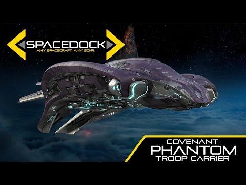 Halo: Covenant Phantom - Spacedock