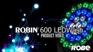 ROBIN 600 LEDWash - I am a legend...