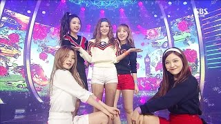 Video 《CUTE》 레드벨벳(Red Velvet) - Dumb Dumb(덤덤) @인기가요 Inkigayo 20150920 MP3, 3GP, MP4, WEBM, AVI, FLV Juli 2018