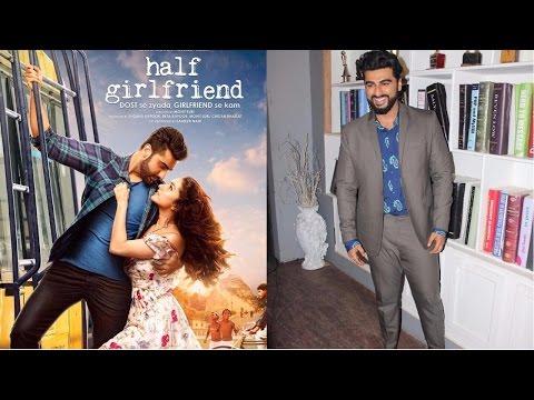 What Is Half Girlfriend According To Arjun Kapoor | Shraddha Kapoor