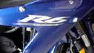 7. 2005 Yamaha R6