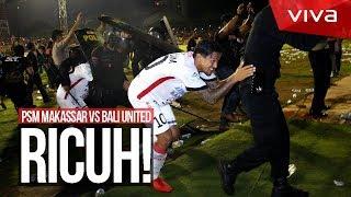 Video Gagal Juara, Suporter PSM Timpuki Pemain Bali United MP3, 3GP, MP4, WEBM, AVI, FLV Mei 2018