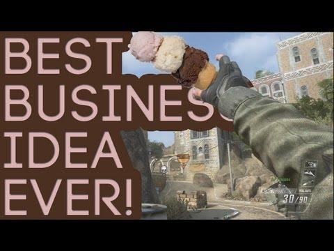 Best Business Idea Ever! – Black Ops 2