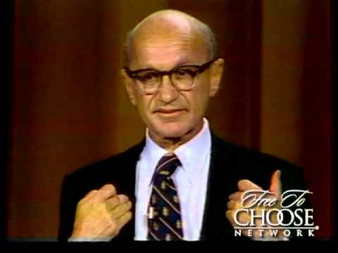 milton friedman - Dr. Friedman speaks on the morality of capitalism.