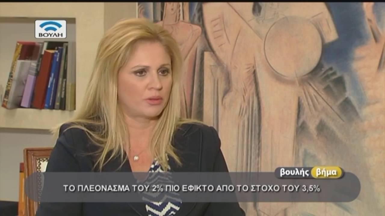 Ελληνική Οικονομία, Προοπτικές Ανάπτυξης και 2η Αξιολόγηση (17/06/2016)
