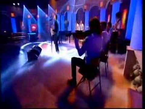 Shayne Ward Performance Of 'Breathless' On The Paul O'Grady