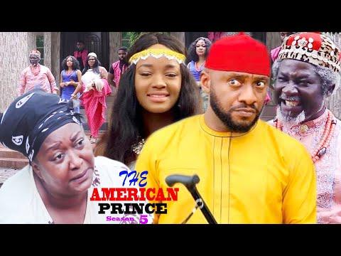 THE AMERICAN PRINCE  Season 5 - Yul Edochie|2019 Latest Nigerian Nollywood Movie