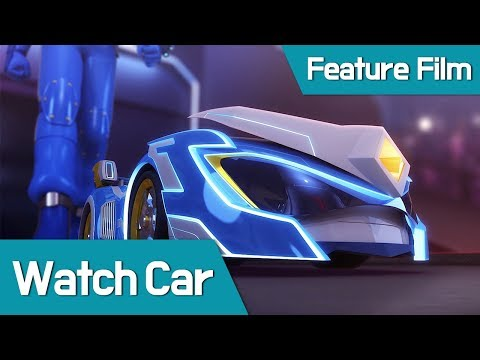 [Power Battle Watch Car] Feature Film - 'RETURN OF THE WATCH MASK' (1/2)