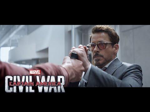 Captain America: Civil War (Clip 'The Team vs Bucky')