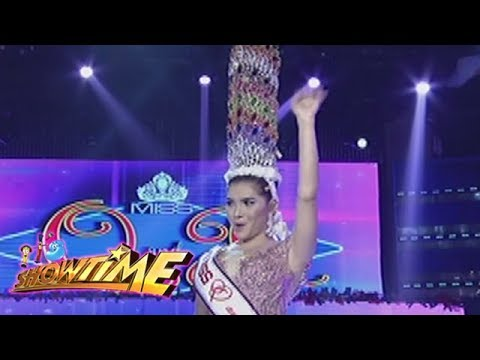 It's Showtime Miss Q & A: Rianne Azares gets her 9th crown!
