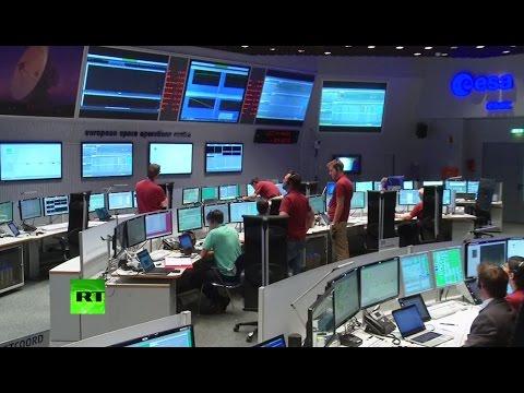 ESA-Livefeed (via RT)