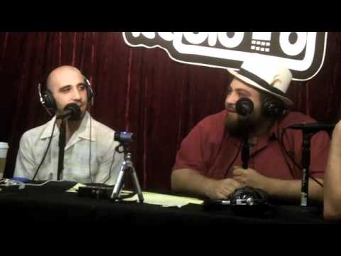 Louis Katz at comical radio