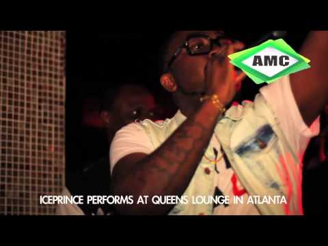 0 VIDEO: Ice Prince Performs At Queens Lounge In Atlanta Ice Prince