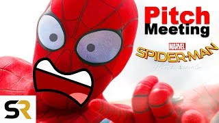 Download Youtube: Spider-Man: Homecoming #ScreenRantPitchMeeting
